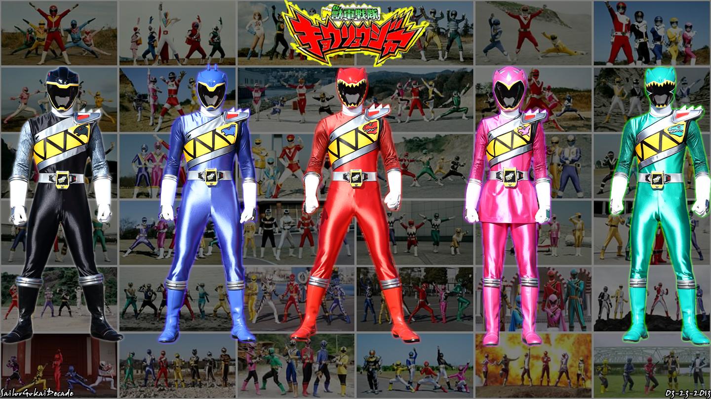 Super Sentai - HD Widescreen Picture