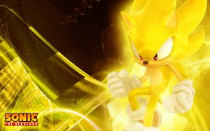 Super Sonic Wallpaper