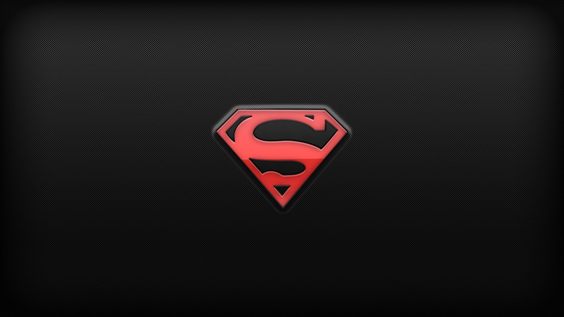 Superman Logo Wallpaper for Ipad