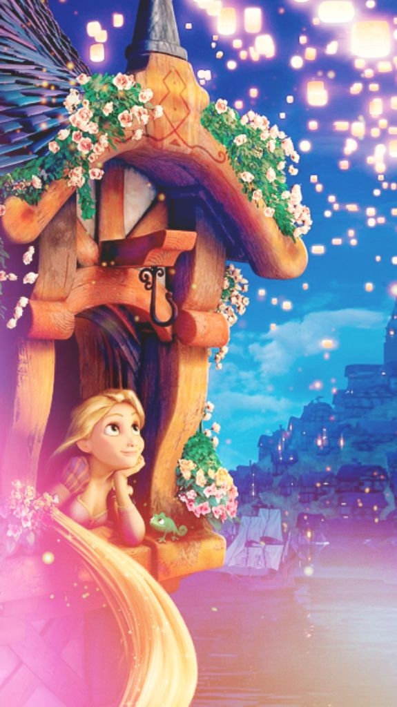 Tangled Rapunzel High Definition Image Gordian Atwell