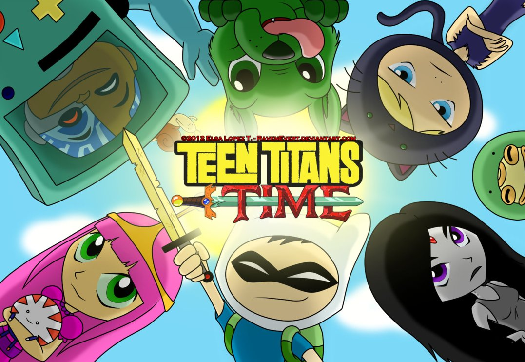 Hdq Backgrounds Teen Titans Andro Macronald