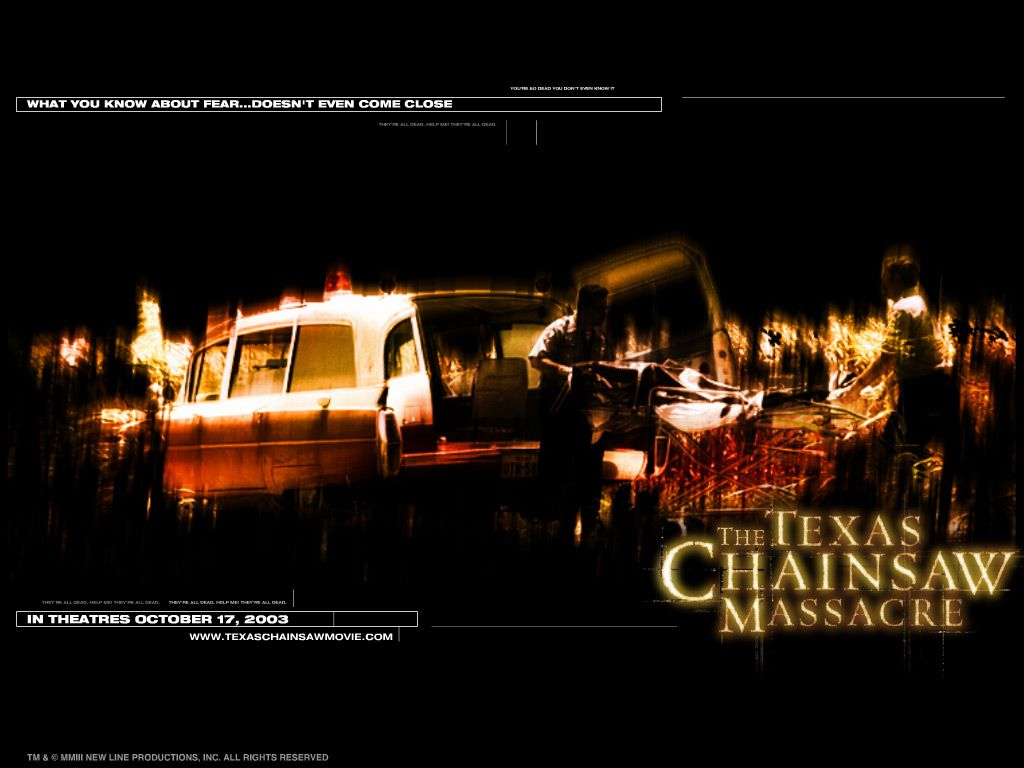 Texas Chainsaw Massacre High Definition Wallpapers For Free