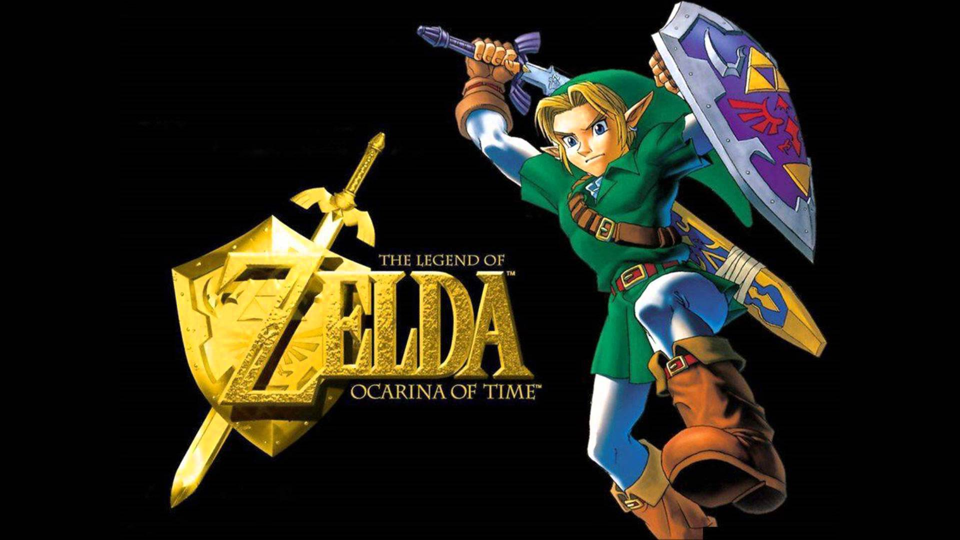30 Wallpaper In High Quality - The Legend Zelda Ocarina Time