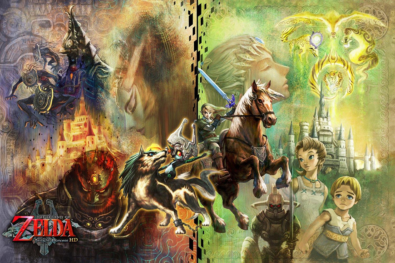 Free Download Amazing The Legend Zelda Twilight Princess Images