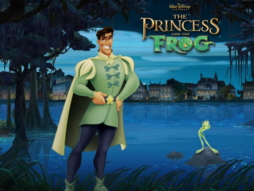 Top The Princess And The Frog Photos And Pictures The Princess