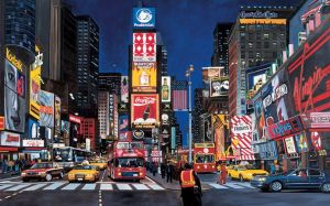 Time Square Image