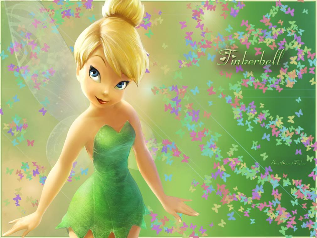. Tinkerbell Gallery 535455738 Wallpaper for Free   Adorable HQFX