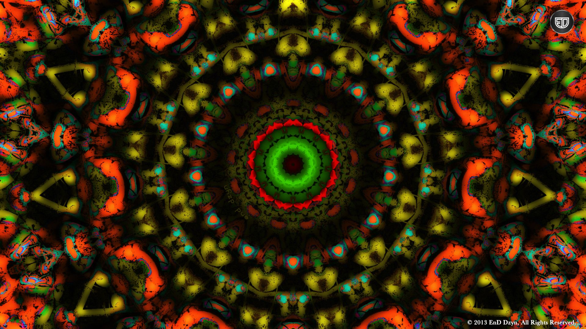 Trippy 3D Wallpapers, HDQ Cover Photo