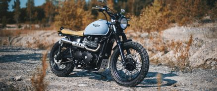 Triumph Bonneville Wallpaper HD
