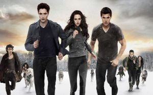 Twilight Breaking Dawn Part 2 Wallpaper
