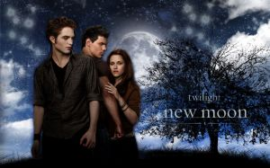 Twilight Saga  Moon Wallpapers