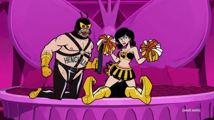 Venture Brothers Photos