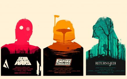 Vintage Star Wars Wallpaper