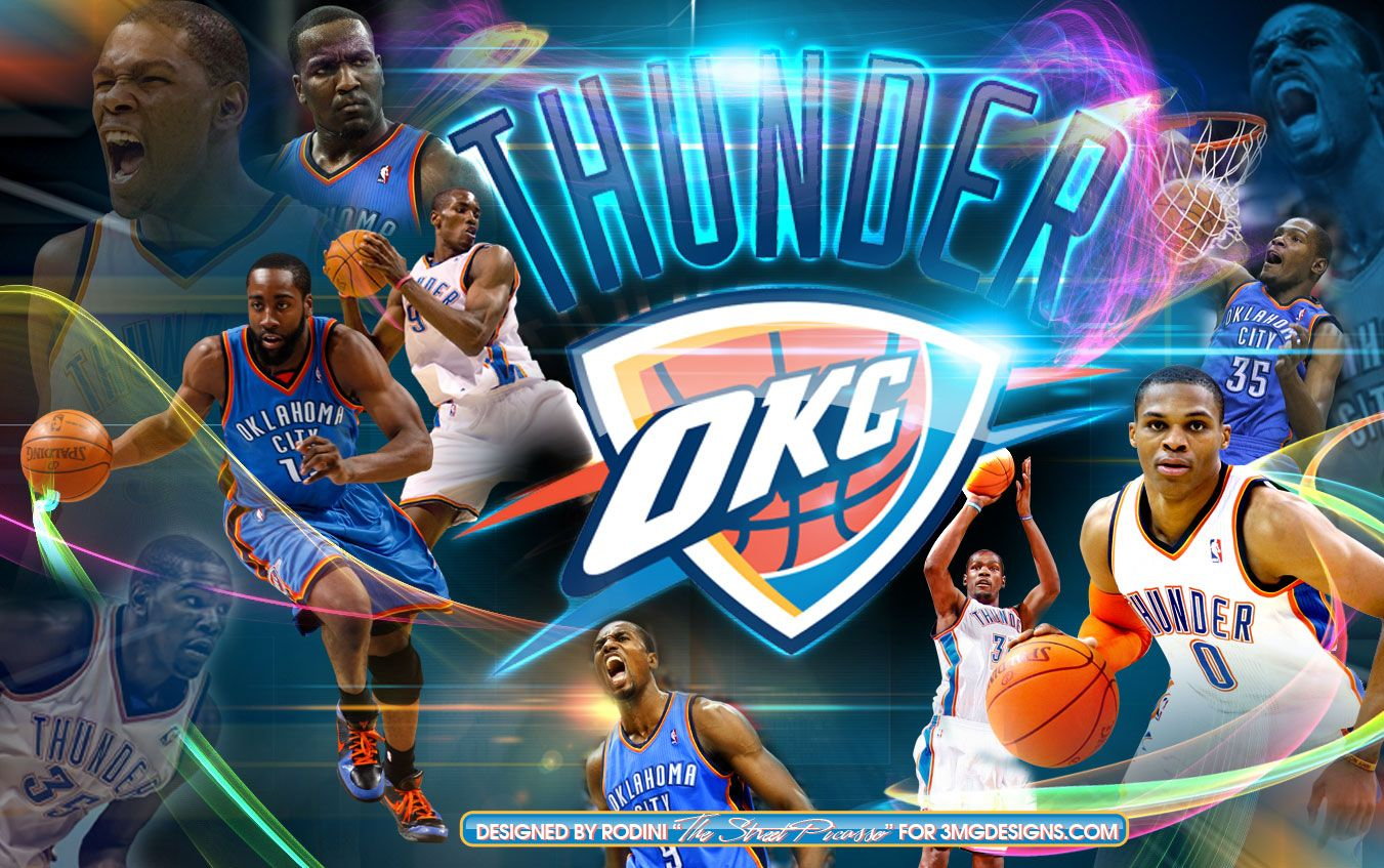 Oklahoma City Thunder 2016 Hdq