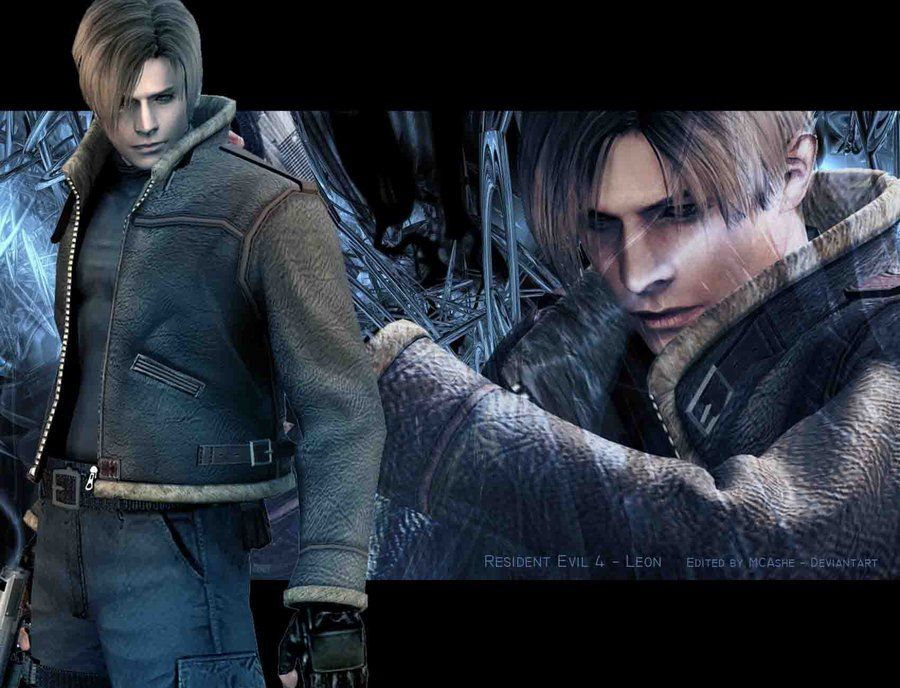 Fhdq Images Collection Of Resident Evil 4 Aeschylus Basham