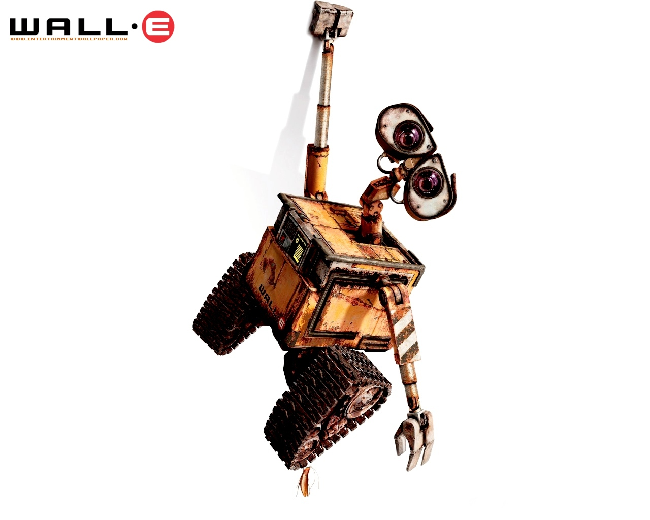 Download Free WALL E Wallpapers 1280x1024