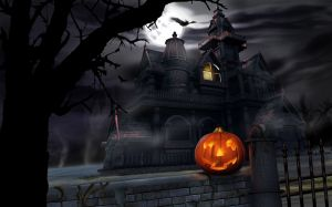 Widescreen Halloween Wallpapers