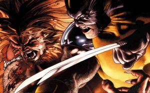 Wolverine Anime Wallpaper