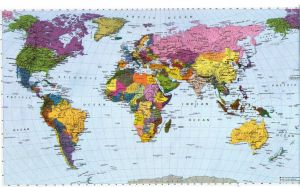 World Map Pic