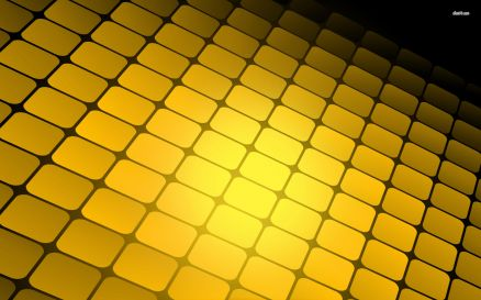 Yellow Abstract Wallpaper HD