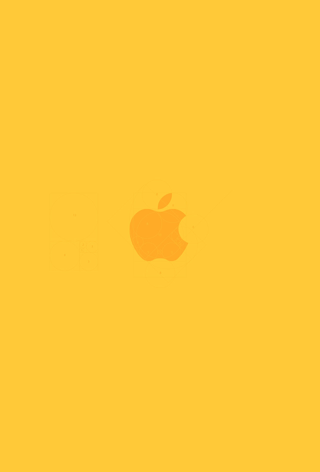 30 Nice Yellow Apple Wallpapers In High Quality Obrad Hassent