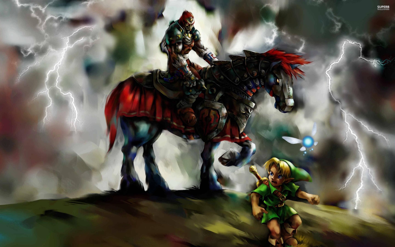The Legend Zelda: Ocarina Time 2016 100% Quality HD