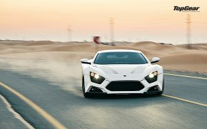 Zenvo Wallpaper HD